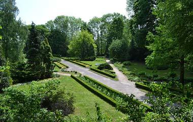Ogród botaniczny Lublin