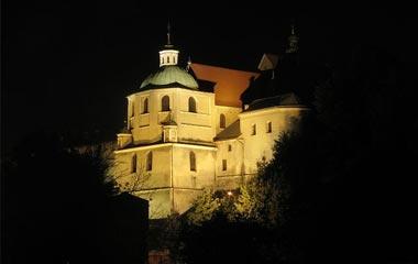 Prezbiterium kościoła dominikanów