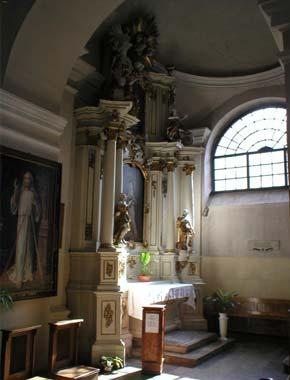 Kaplica św. Katarzyny w kościele dominikanów w Lublinie