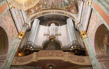Trybunał Koronny w Lublinie, widok z Wieży Trynitarskiej