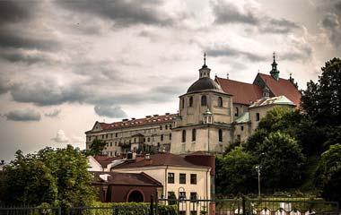 Klasztor Dominikanów Lublin