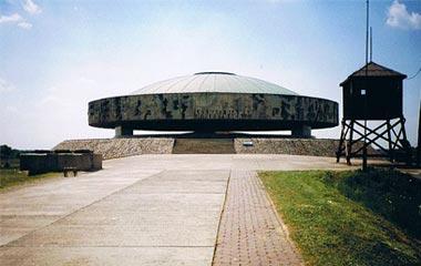 Mauzoleum, Majdanek Lublin