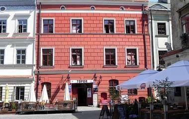 Piwnica pod Fortuną w Lublinie