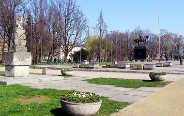Plac Litewski Lublin