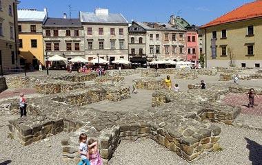 Plac Po Farze w Lublinie