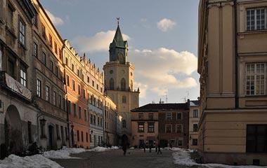 Wieża Trynitarska Lublin
