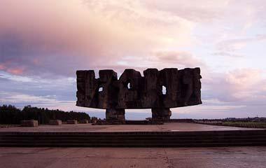Pomnik Walki i Męczeństwa w Lublinie, KL Majdanek