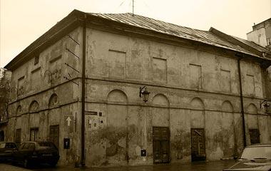 Teatr Stary w Lublinie przed renowacją