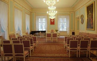 Wnętrze Trybunału Koronnego, Sala Ślubów