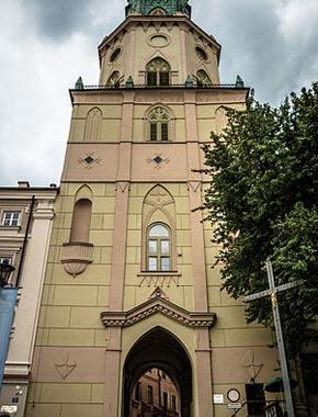 Brama Trynitarska w Lublinie